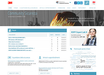 3M Community Sicurezza