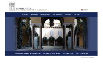 Studio Legale Galbiati, Sacchi e Associati