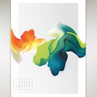 Adobe Photoshop e Illustrator per parlare con colori fluidi