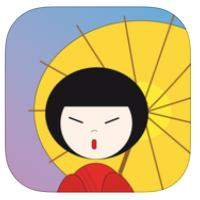 Ideogrammi giapponesi tutte in un'App dello studente Espero Gabriele Quatela