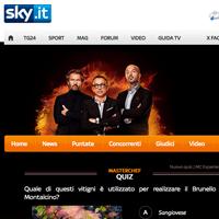 Online il nuovo concorso Sky Masterchef