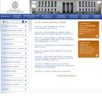 Online il nuovo sito dell'Ordine avvocati di Milano