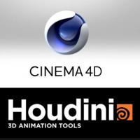 Cinema 4D e il motore Houdini insieme per animazioni spettacolari