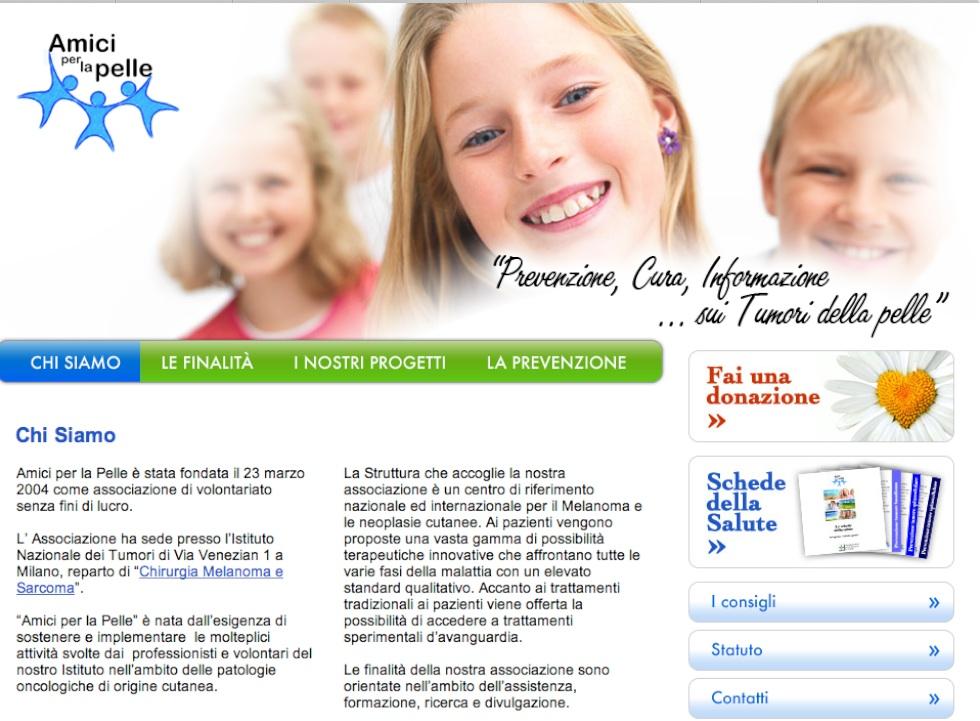 """Associazione """"Amici per la Pelle"""" Onlus"""