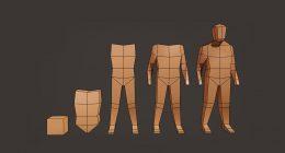 Creazione di figure umane 3D con Maya