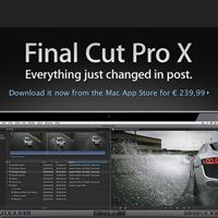 Apprendere basi di Final Cut Pro X con un corso professionale di 8 ore