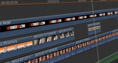 Corso Final Cut Pro X Tecniche avanzate e linguaggio filmico