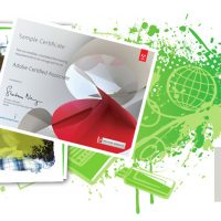 Immagine delle certificazioni Adobe Certified Associate (ACA)
