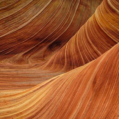 rocce di sabbia rossa