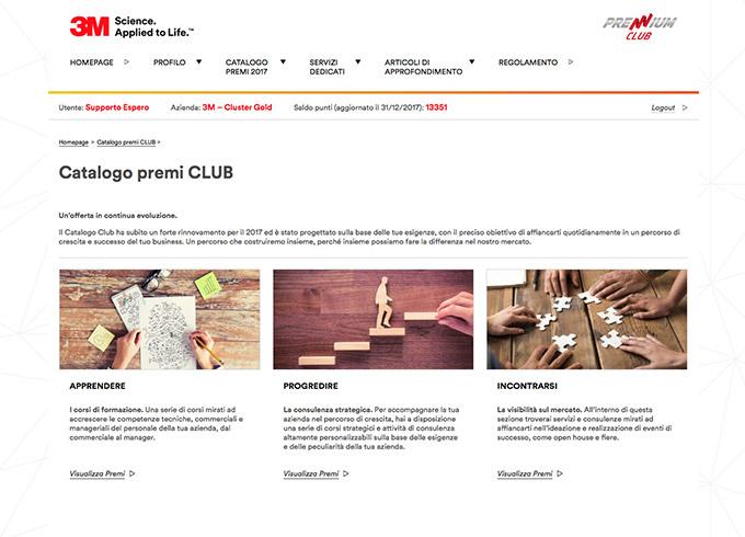 3M Premium Club