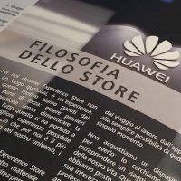 Dentro il Huawei Experience Store di Milano