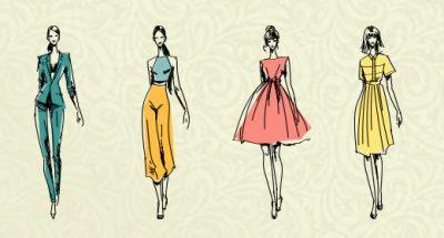 Corso Figurini di moda con Illustrator