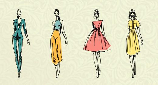 Corso Figurini di moda con Illustrator - Espero b68772a346b