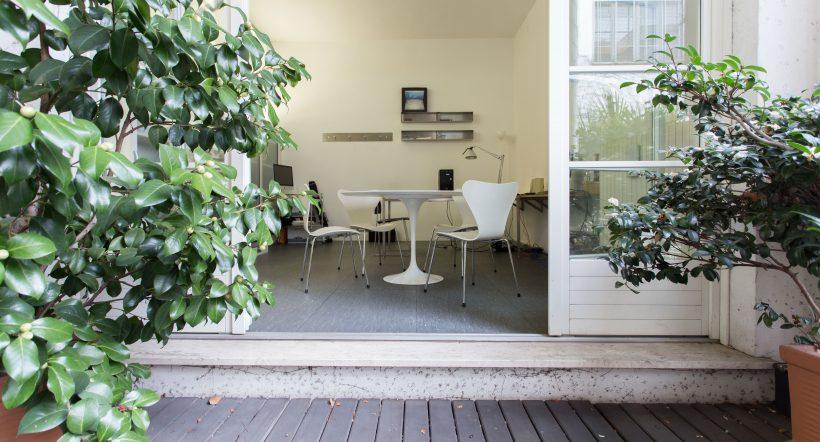 Sala relax Centro Formativo Milano