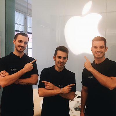 Abbiamo certificato 660 tecnici Apple in 15 anni. Ma non bastano.