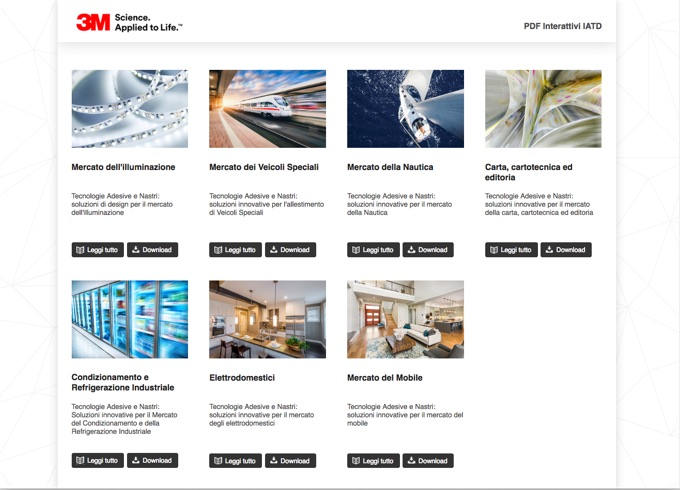 3M IATD – PDF interattivi
