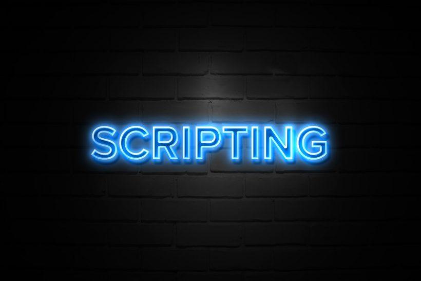 Scripting - espero