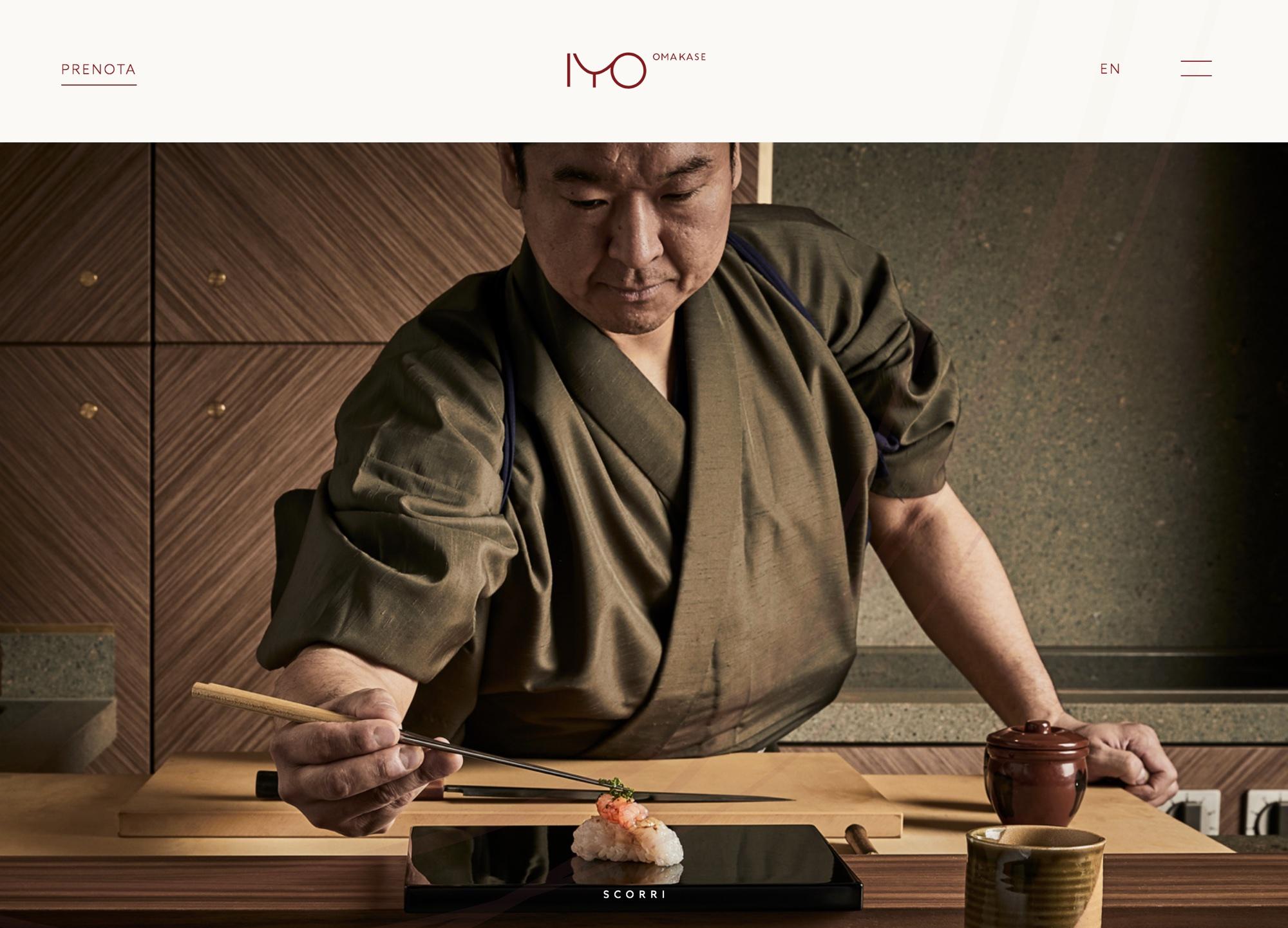 IYO Omakase