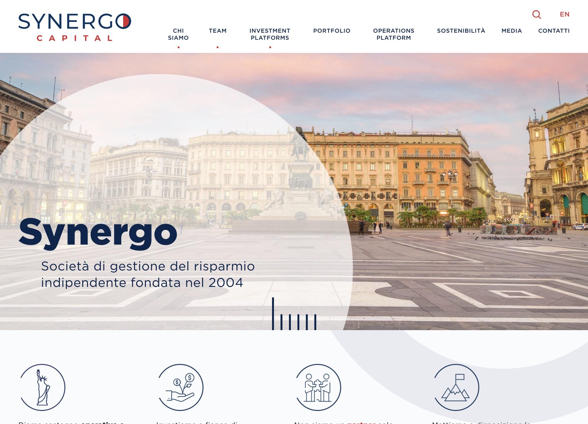 Synergo Capital Sgr