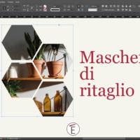 Creare maschere di ritaglio in Adobe InDesign
