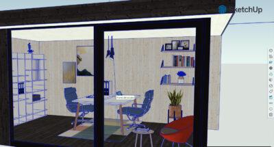 Modellazione, animazione e rendering con SketchUp- Formazione Continua